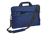 PEDEA 43,9cm 17,3 Zoll NB-Tasche Fashion blau Innenfach: 44 x 32,5 x 3 cm L x B x H - Produktdetailbild 1