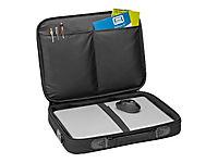 PEDEA 43,9cm  17,3Zoll Notebooktasche FAIR schwarz Innenfach: 40 x 30 x 5 cm L x B x H - Produktdetailbild 2