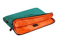PEDEA Fashion Tablet-Tasche 25,7cm 10,1 Zoll tuerkis Innenfach: 27,8 x 20 x 2 cm L x B x H - Produktdetailbild 1