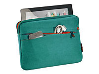 PEDEA Fashion Tablet-Tasche 25,7cm 10,1 Zoll tuerkis Innenfach: 27,8 x 20 x 2 cm L x B x H - Produktdetailbild 2