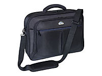 PEDEA Notebooktasche 39,6cm 15,6Zoll inkl. Tablet-PC Fach bis 25,9cm 10,1Zoll schwarz. Innenmasse 380 x 290 x 50mm - Produktdetailbild 1