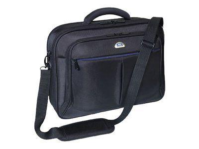 PEDEA Notebooktasche 39,6cm 15,6Zoll inkl. Tablet-PC Fach bis 25,9cm 10,1Zoll schwarz. Innenmasse 380 x 290 x 50mm