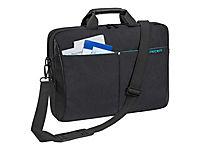 PEDEA Notebooktasche 43,9cm 17,3 Zoll Lifestyle schwarz. Innenmasse: 440 x 325 x 30 mm - Produktdetailbild 1