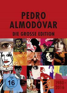 Pedro Almodóvar: Die große Edition, Diverse Interpreten