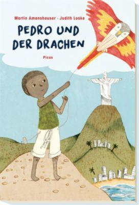 Pedro und der Drachen, Martin Amanshauser