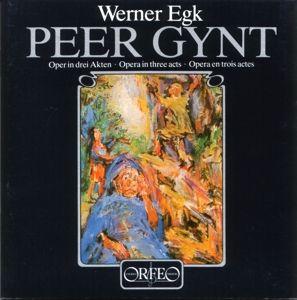 Peer Gynt-Oper In Drei Akten, Hermann, Perry, Sharp, Hopf, Wallberg, Chor D.Br, Mro