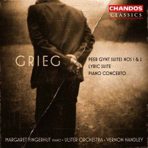 Peer Gynt Suiten / Klavierkonzerte, Margaret Fingerhut, Ulster Orchestra