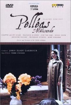 Pelleas Et Melisande, Claude Debussy
