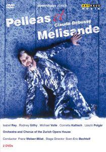 Pelléas Et Mélisande, Welser-Möst, Gilfry, Rey, Volle