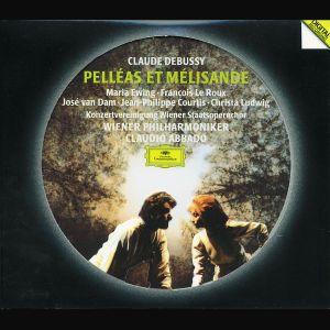 Pelleas Et Melisande (Ga), Ewing, Ludwig, Abbado, Wp
