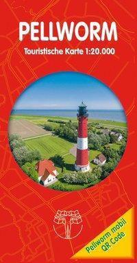 Pellworm 1:20.000 - Touristische Karte - Rolf Drewes |