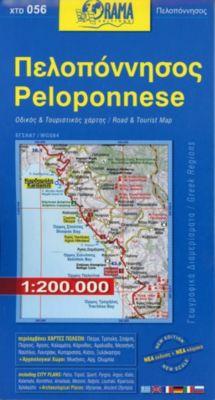 Peloponnese1 : 200 000