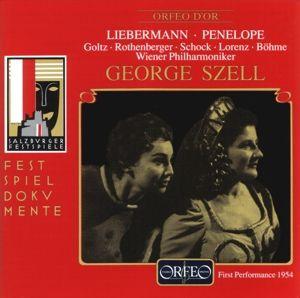 Penelope-Opera Semiseria In Zwei Teilen, Goltz, Rothenberger, Szell, Wp