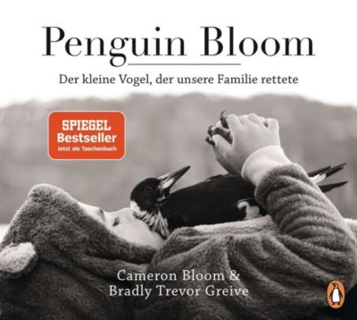 Penguin Bloom, Cameron Bloom, Bradley Trevor Greive
