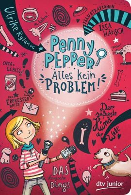 Penny Pepper Band 1: Alles kein Problem, Ulrike Rylance