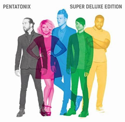 Pentatonix (Super Deluxe Edition), Pentatonix