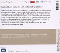 Penthesilea, 2 Audio-CDs - Produktdetailbild 1