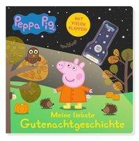Peppa Pig: Meine liebste Gutenachtgeschichte, m. Taschenlampe