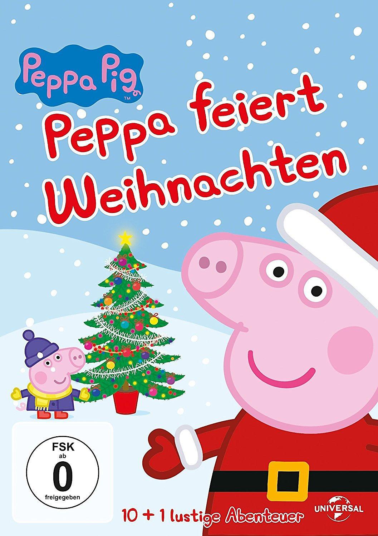 Peppa Pig - Peppa feiert Weihnachten DVD   Weltbild.de