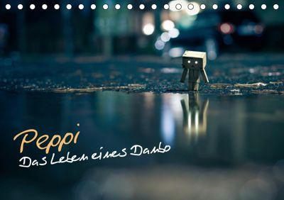 Peppi - Das Leben eines Danbo (Tischkalender 2019 DIN A5 quer), Oliver Totzke - koliamera