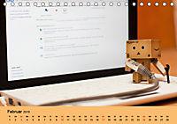 Peppi - Das Leben eines Danbo (Tischkalender 2019 DIN A5 quer) - Produktdetailbild 2