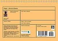 Peppi - Das Leben eines Danbo (Tischkalender 2019 DIN A5 quer) - Produktdetailbild 13