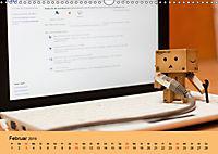 Peppi - Das Leben eines Danbo (Wandkalender 2019 DIN A3 quer) - Produktdetailbild 2
