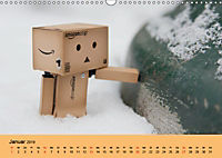 Peppi - Das Leben eines Danbo (Wandkalender 2019 DIN A3 quer) - Produktdetailbild 1