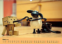 Peppi - Das Leben eines Danbo (Wandkalender 2019 DIN A3 quer) - Produktdetailbild 3