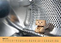Peppi - Das Leben eines Danbo (Wandkalender 2019 DIN A3 quer) - Produktdetailbild 4