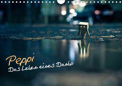 Peppi - Das Leben eines Danbo (Wandkalender 2019 DIN A4 quer), Oliver Totzke - koliamera