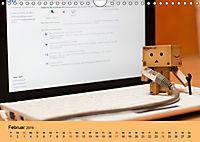 Peppi - Das Leben eines Danbo (Wandkalender 2019 DIN A4 quer) - Produktdetailbild 2