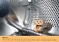 Peppi - Das Leben eines Danbo (Wandkalender 2019 DIN A4 quer) - Produktdetailbild 4