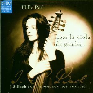 ...Per La Viola Da Gamba..., Hille Perl