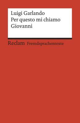Per questo mi chiamo Giovanni - Luigi Garlando pdf epub