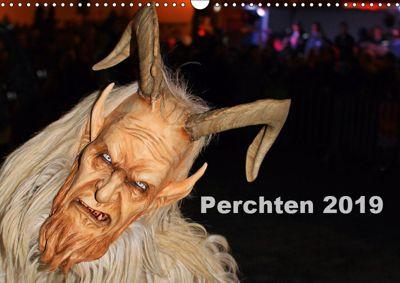 Perchten 2019 (Wandkalender 2019 DIN A3 quer), Dominik Ultes