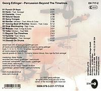 Percussion Beyond The Timelines - Produktdetailbild 1