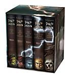 Percy Jackson, 5 Bände im Schuber