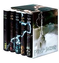 Percy Jackson, 5 Bände im Schuber - Produktdetailbild 2