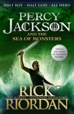 Percy Jackson and the Sea of Monsters, Rick Riordan