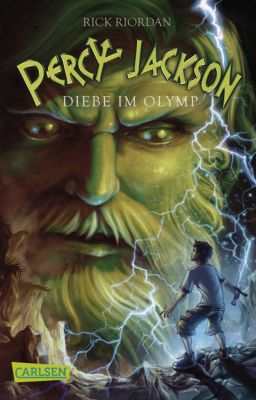 Percy Jackson Band 1: Diebe im Olymp, Rick Riordan