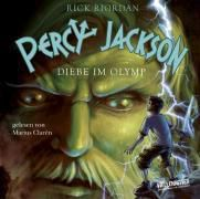 Percy Jackson Band 1: Diebe im Olymp (4 Audio-CDs), Rick Riordan