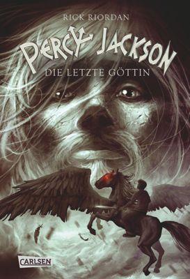 Percy Jackson - Die letzte Göttin, Rick Riordan