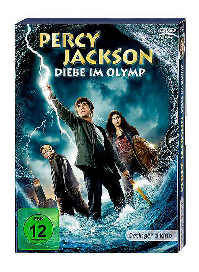 reliable quality new high 100% high quality Percy Jackson - Diebe im Olymp DVD bei Weltbild.at bestellen