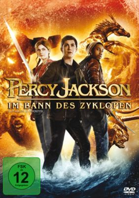 Percy Jackson - Im Bann des Zyklopen, Rick Riordan