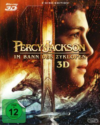 Percy Jackson: Im Bann des Zyklopen - 3D-Version, Scott Alexander, Marc Guggenheim, Larry Karaszewski