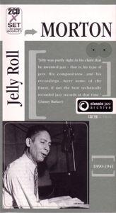 Perfect Rag/Harmony Blues, Jelly Roll Morton