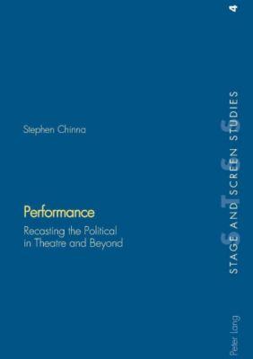 Performance, Stephen Chinna