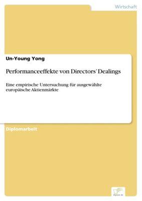 Performanceeffekte von Directors' Dealings, Un-Young Yong