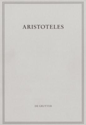 Peri hermeneias, Aristoteles